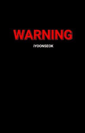 WARNING by iYOONSEOK