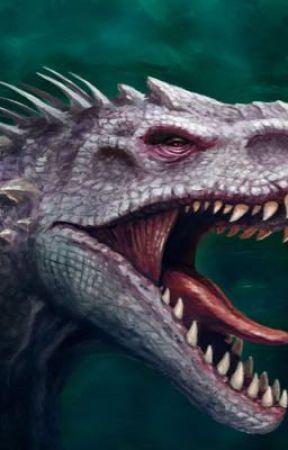 Jurassic World FanFiction Claire x Male Indominus Rex