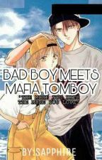 BADBOY MEETS MAFIA TOMBOY by E_Sapphire