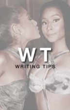 WRITING TIPS '     help & misc. by -dojacow