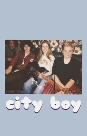 CITY BOY    Calpurnia Imagines + Preferences