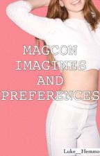 Magcon Imagines & Preferences by Luke__Hemmo