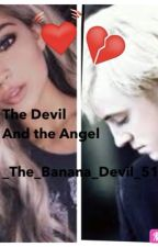 The devil and an Angel  by _The_Banana_Devil_51
