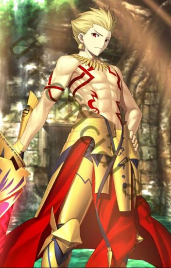the king of heroes in beacon academy neromasamune wattpad