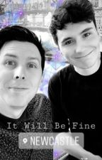 It Will Be Fine by joshduns_drumstick