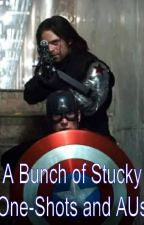 A Bunch Of Stucky One-Shots and AUs by maddywritestrash