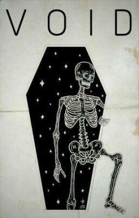 feeling empty  by Ghostie_Draws