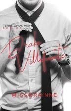 Territorial Men 2: Drake Villafuente by missgrainne