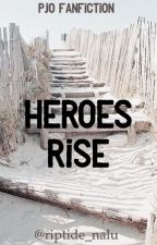 Heroes Rise | | Zoë Jackson  by riptide_nalu