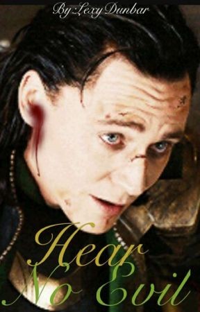 Hear No Evil (Deaf! Loki) by LexyDunbar