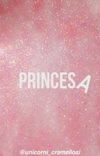 Princesa || Luke Hemmings [COMPLETA] by unicorni_caramellosi