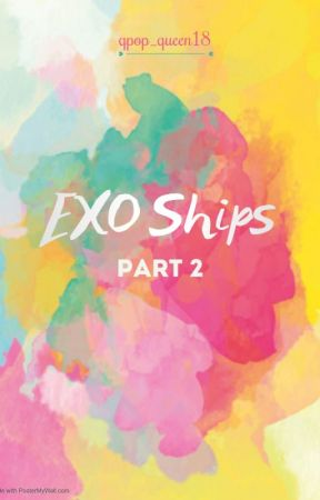 The Official EXO Ship Book Pt. 2 by kpop_kween18