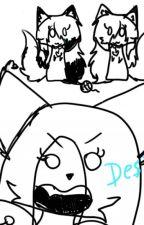 dibujos feos ;-; by firelovethewolf1223
