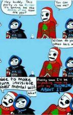 Undertale Jokes by ErrorAndInk01