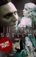 Heart & Sorcery || Loki by MadameWright