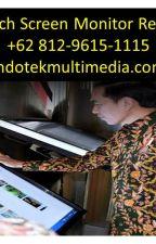+62 812-9615-1115, Touch Screen Monitor Rental Medan, Indotekmultimedia.com by SoftwareBukuTamu