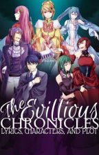 The Evillious Chronicles by Rose_Mariano