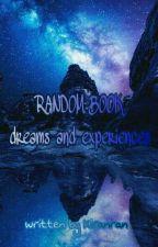 RANDOM DIARY by kiran_ran