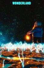 au sanses x Goddess princess of galaxy reader [ON HOLD] by Various_Gazelle_089