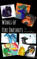 Wings of Fire Oneshots❤️ by MaddiTheMagic