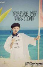 You're my destiny by V4Dprincess