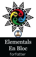 Elementals: En Bloc by forfatter