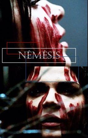 Nemesis by Ocean_Foxe
