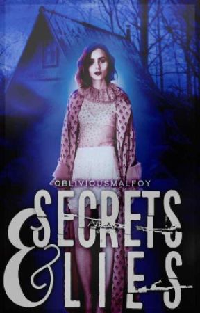SECRETS AND LIES ‣ PRETTY LITTLE LIARS (COMING SEPT. 2018)  by -obliviousmalfoy