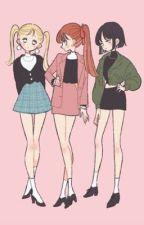 Cosas que pienso sobre las Powerpuff Girls ≪En general≫  by -annbarrs