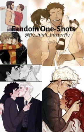 Fandom One-Shots by Fly_high_butterfly