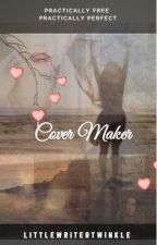 Cover Maker -- Open For Business-- by LittleWriterTwinkle