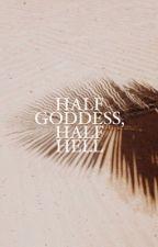 half goddess, half hell, 𝐅𝐈𝐍𝐍𝐈𝐂𝐊 𝐎𝐃𝐀𝐈𝐑 by oberyns