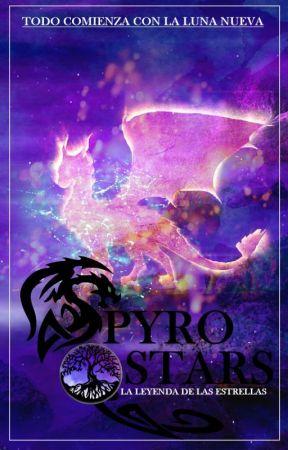 Spyro-Stars: Las Crónicas del Dragón púrpura by Drackstor