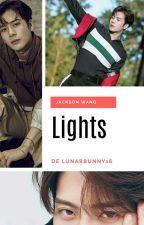 LIGHTS ◈ JACKSON WANG by LunarBunny16