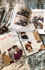「 bullet journaling & notes: 」 by silentmonochrome