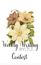 Weekly Writing Contest by spring1002
