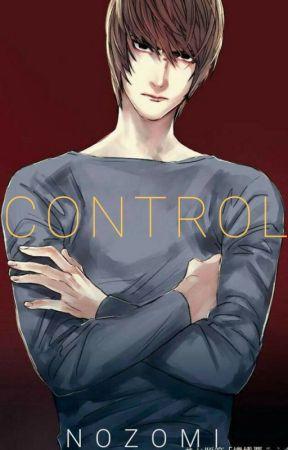 Control; LightLaw by Nozomi-Sumi26