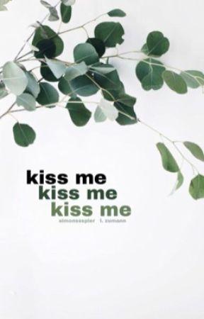 kiss me    l. zumann by SimonssSpier