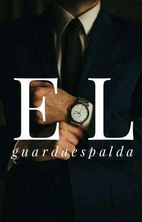 EL GUARDASPALDA  by saraortiz111
