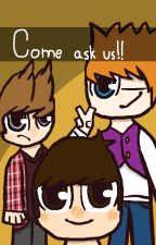 Ask the eddsworld crew (bnha AU) by Alexkittycat1