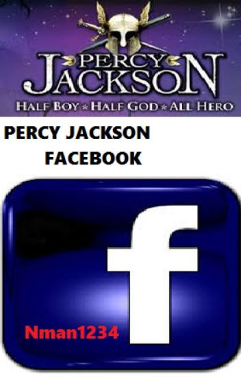 Percy Jackson meets...FACEBOOK!!!