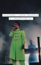Kärleksbrev- Ludwig Kronstrand  by kronstrandstjej