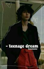 TEENAGE DREAM 》RICHIE TOZIER 2 by floraltozier