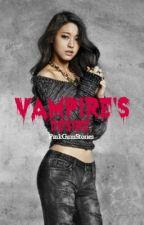 Vampire's Desire by PinkGum02