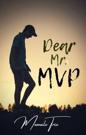 Dear Mr. MVP [BxB] ✔ by Memalo_Trio