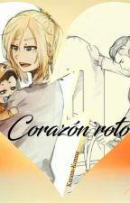 Corazón roto. by Kuraun-Koning