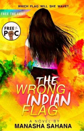 The Wrong Indian Flag | LGBTQ+ by queen_of_sass