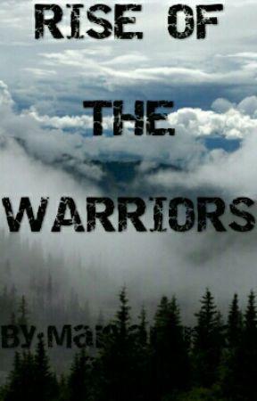 Rise Of The Warriors  by Maryammadawaki