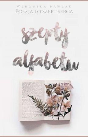 Szepty alfabetu by Awarko