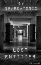Lost Entities {Jack/Anti X Mark AU} by Sparkatonic